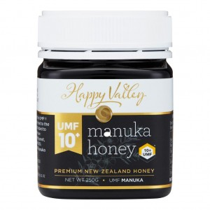 Miere de manuka  happy valley UMF®  10+ 250g