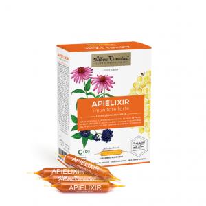 APIELIXIR imunitate forte 20 fiole x 10 ml