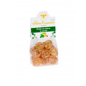 Perle cu miere si menta 100g