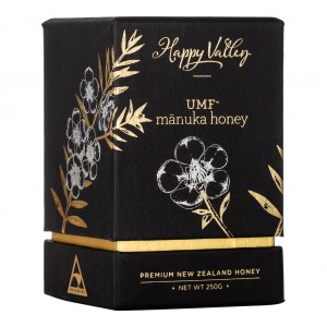 MIERE DE MANUKA  HAPPY VALLEY UMF® 20+ 250g