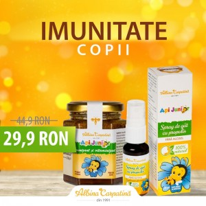 Pachet imunitate copii