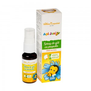 SPRAY DE GAT CU PROPOLIS API JUNIOR 20ml