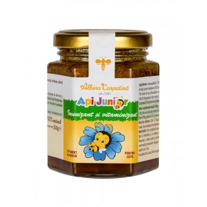 Apijunior imunizant si vitaminizant 200 g