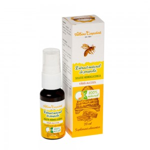 Extract natural de propolis solutie hidroglicerica 20ml